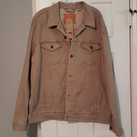 NWT Men's Denim Jacket